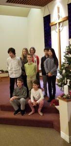 Stella's Students, December 2019